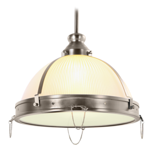 Lampa wisząca ROTTERDAM P01598GL NI