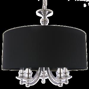 Lampa wisząca ABU DHABI P05697BK