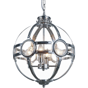Lampa wisząca AMSTERDAM P04687CH