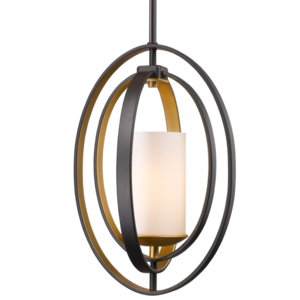 Lampa wisząca DUBLIN P01465BZ
