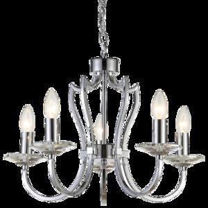 Lampa wisząca RIGA P05762CH