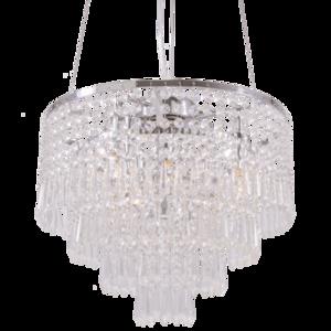 Lampa wisząca PORTO P04892CH
