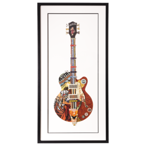 Obraz przestrzenny Guitar C 104-9053